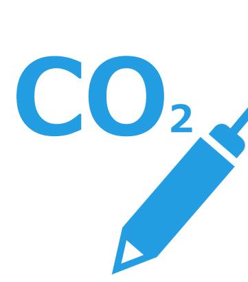 CO₂レーザー程度