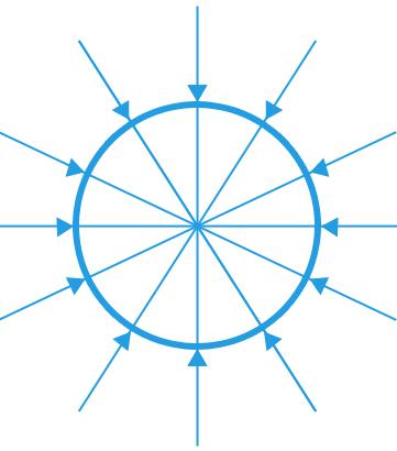 ノズル開口部の真円度